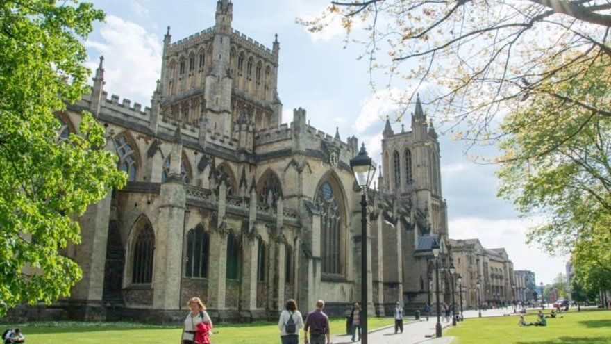 NEW WALK: Discover Victorian Bristol