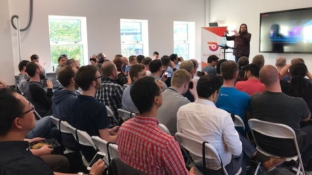 Developers.nl Meetup