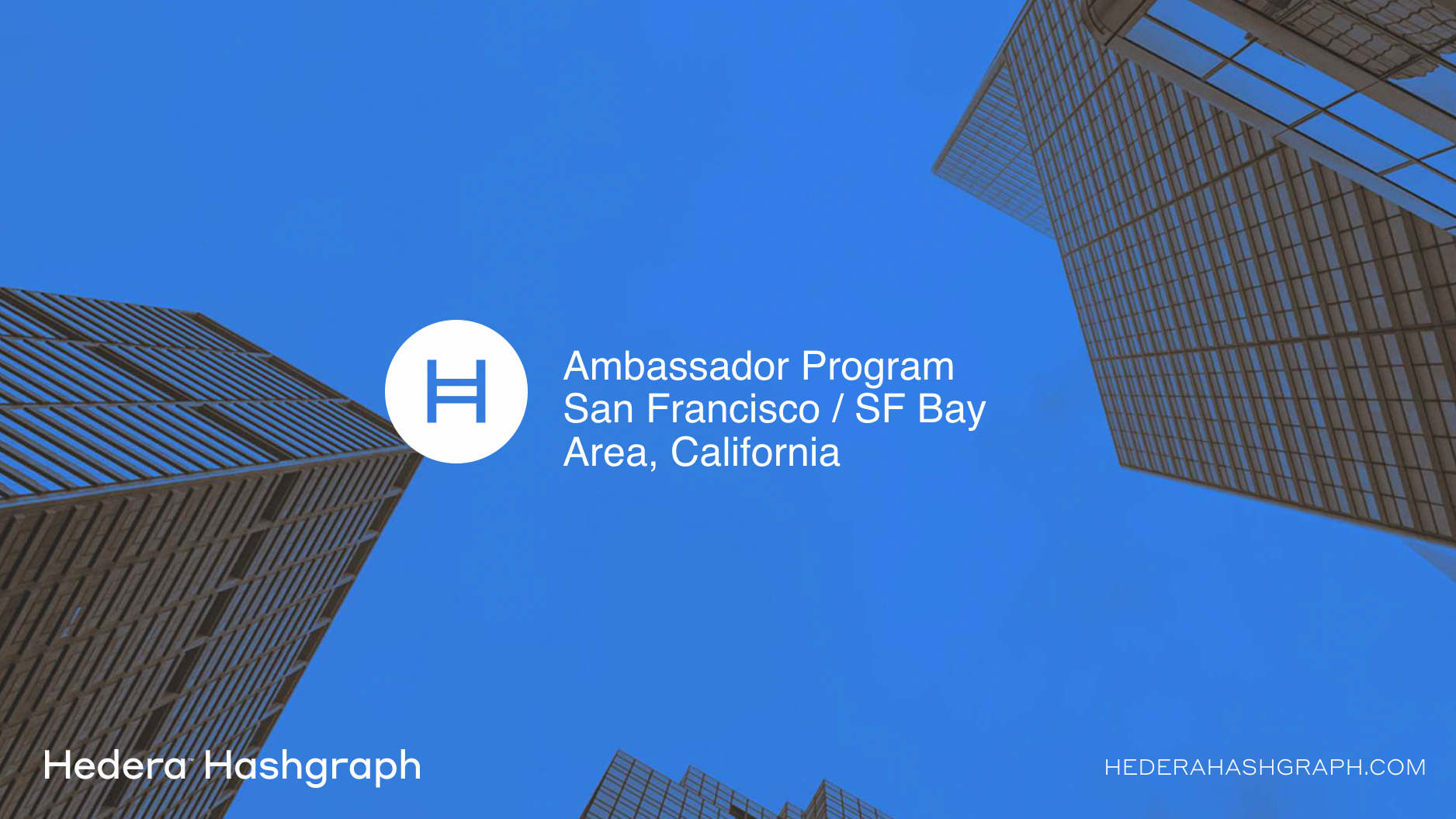Hedera Hashgraph - San Francisco / SF Bay Area