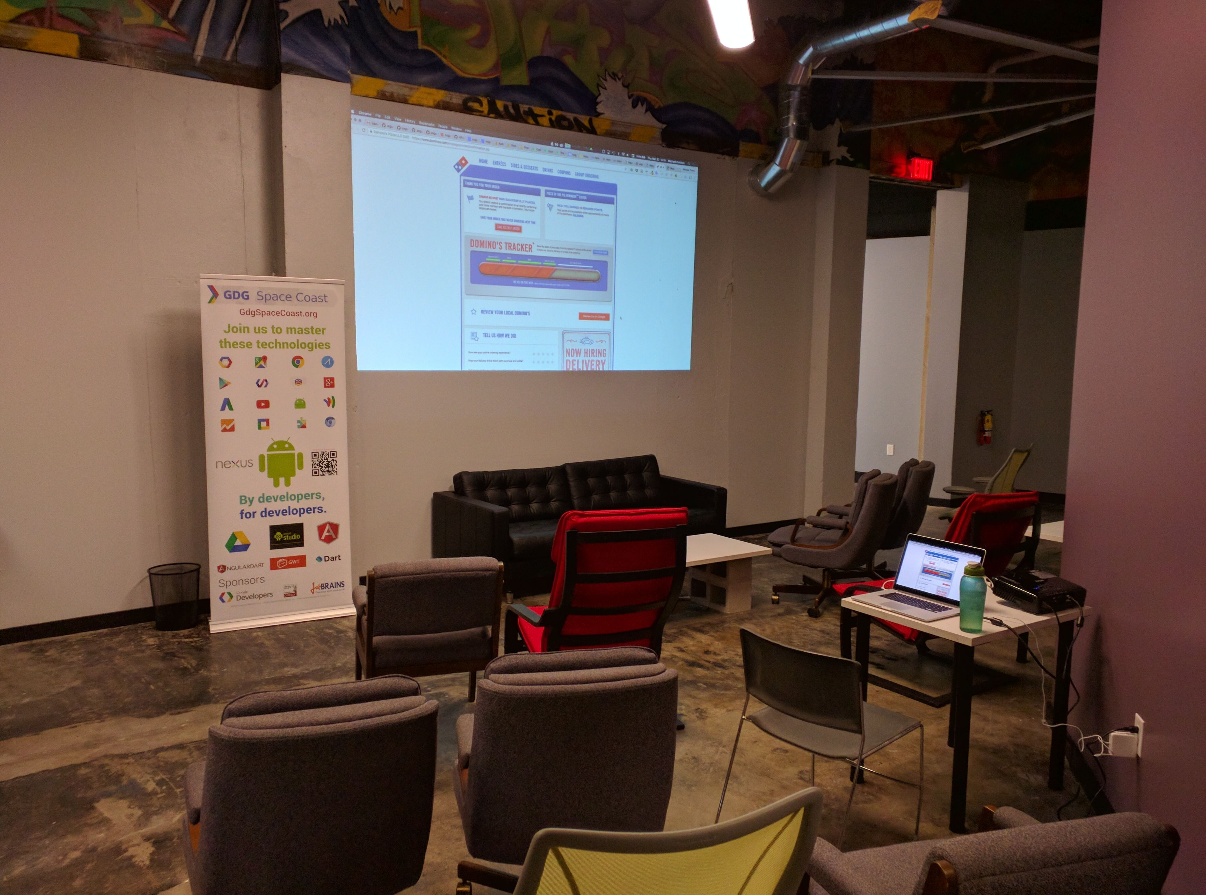GDG Space Coast - Google Developers Group