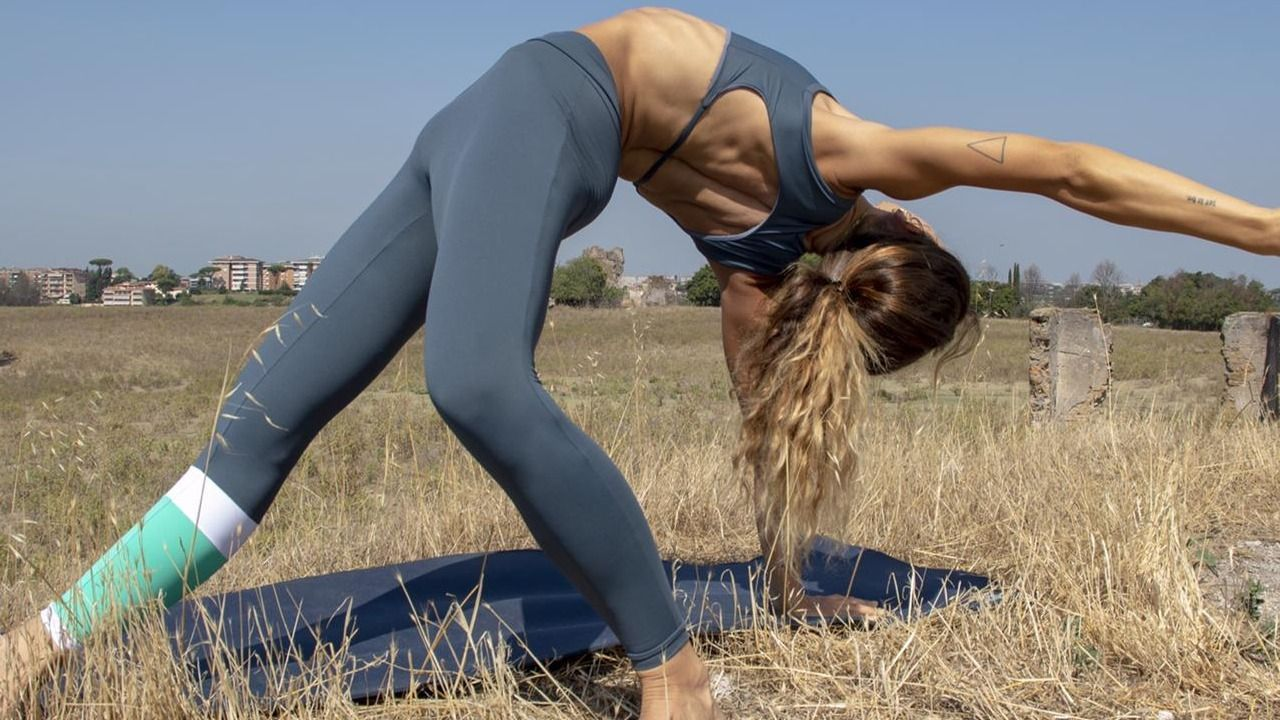 Yoga&Co. Yoga all'Eur