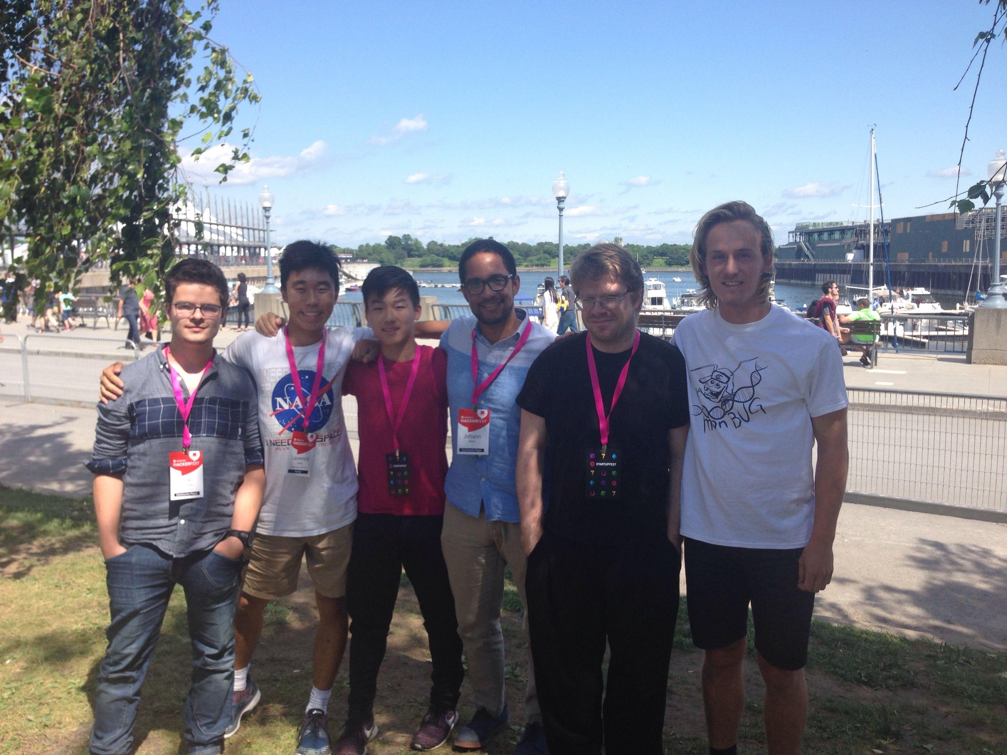 MonBUG - Montreal Bioinformatics User Group