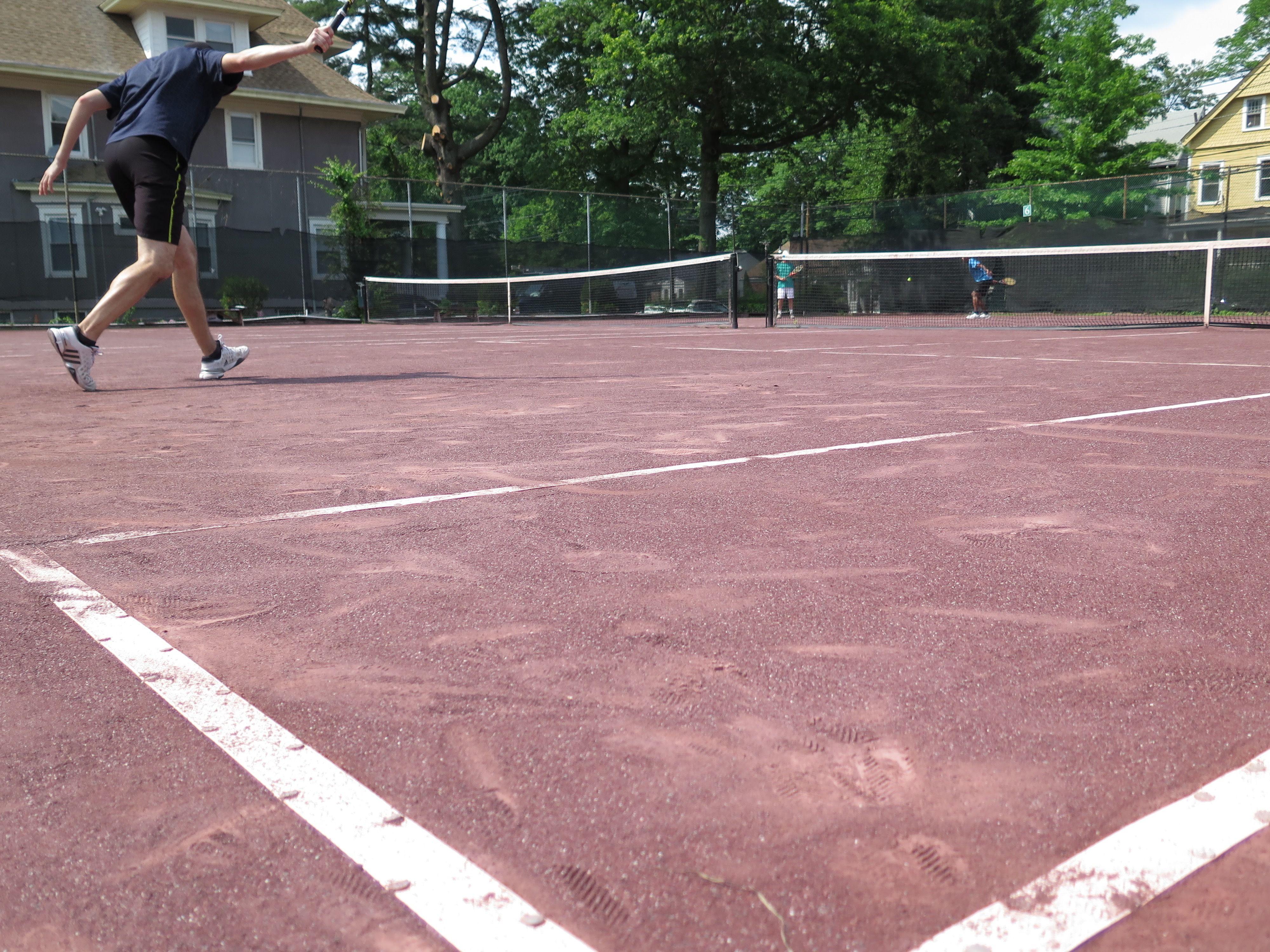 Hudson County Tennis (Hoboken/Jersey City/Union City)