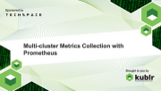 Photo for Multi-Cluster Metrics Collection with Prometheus May 15 2019