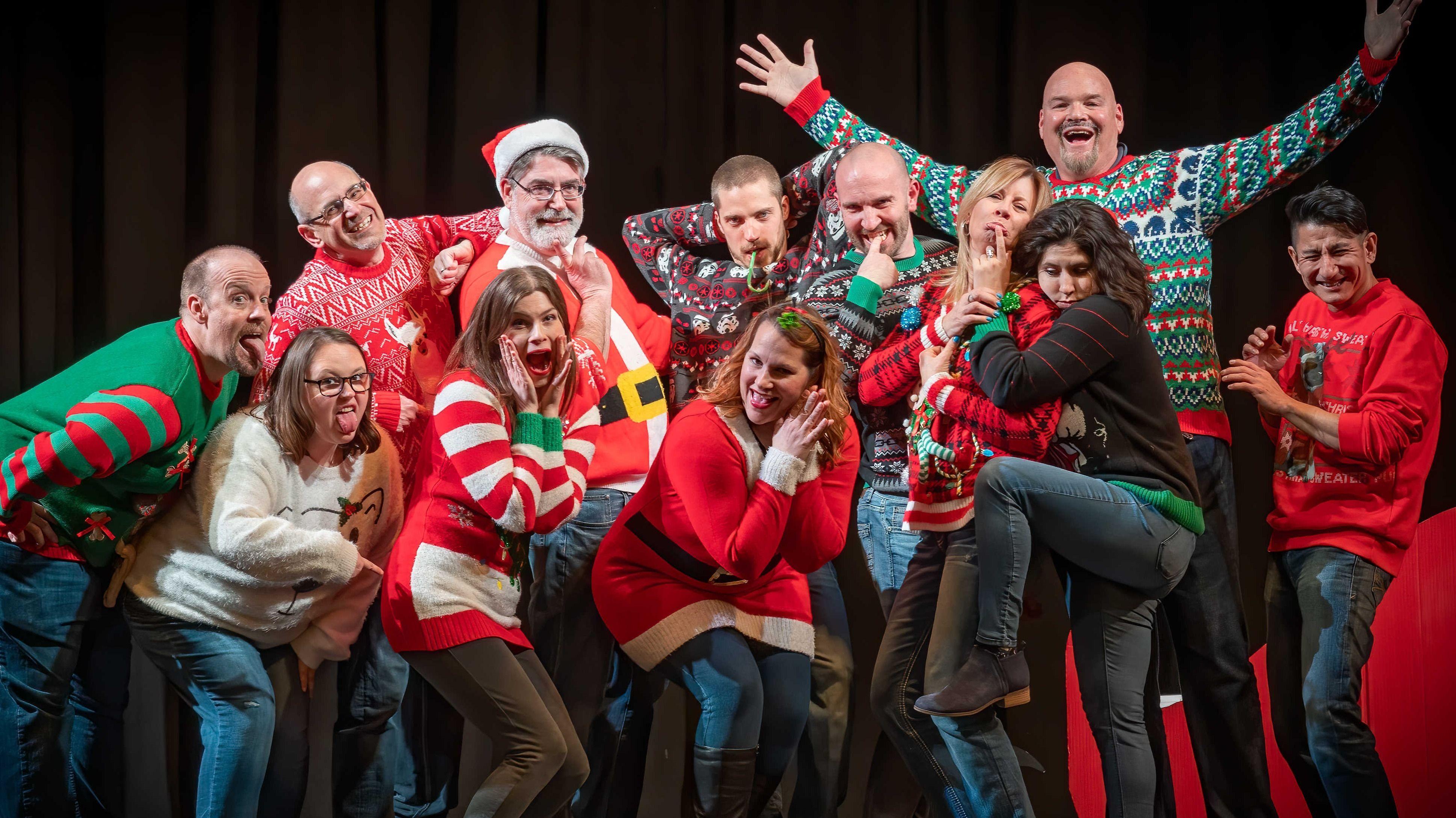 Colorado Improv Comedy Collective