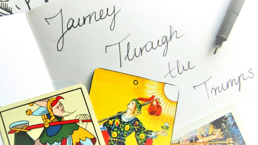 Monthly Tarot Workshop: Journey Through the Trumps