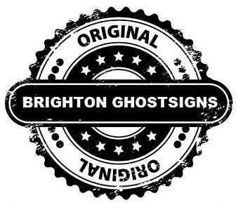 Brighton Ghostsigns Walking Tour