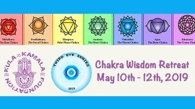 Chakra Wisdom  A Spiritual Retreat  | Meetup