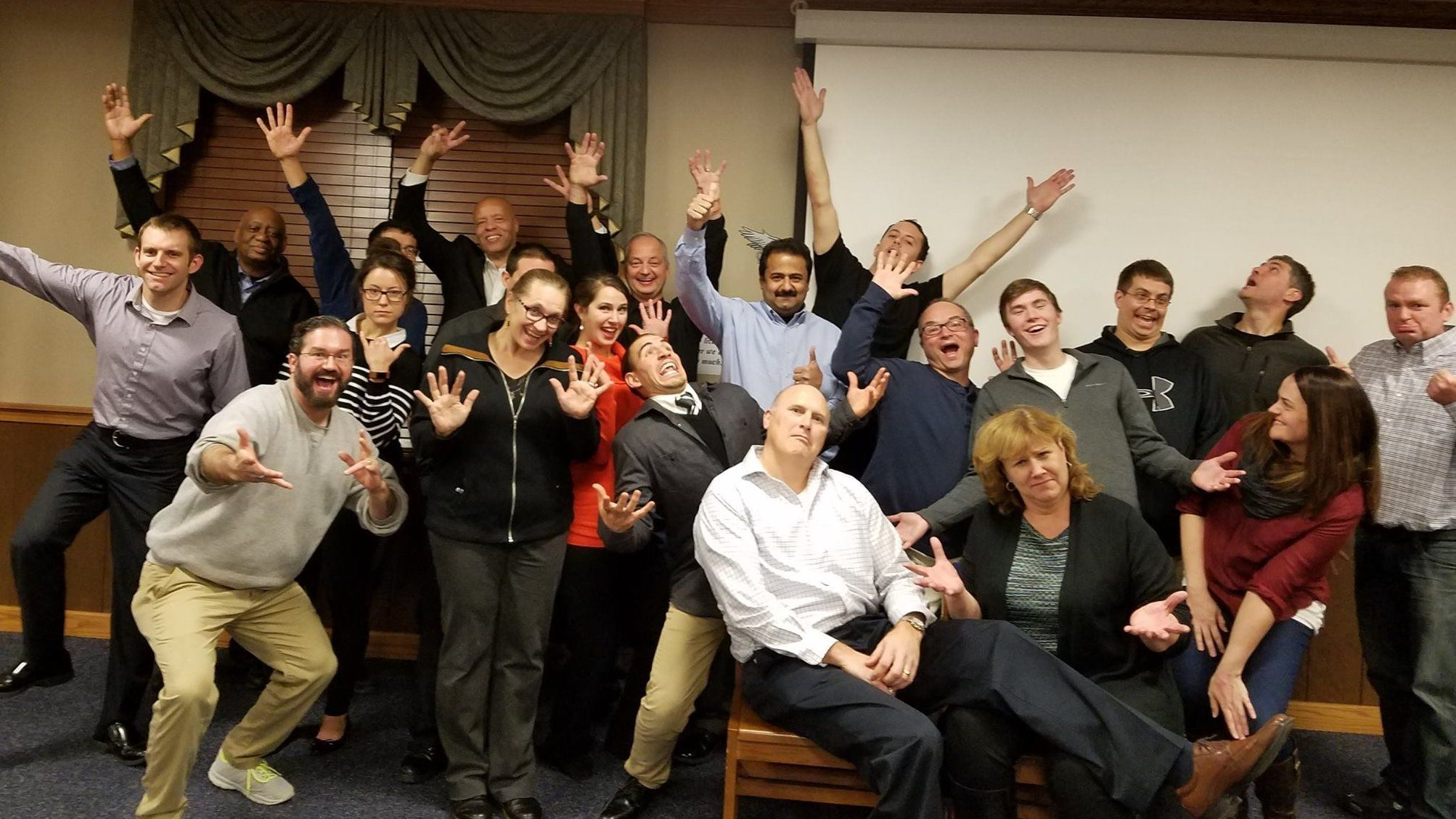 Lincoln-Way Toastmasters