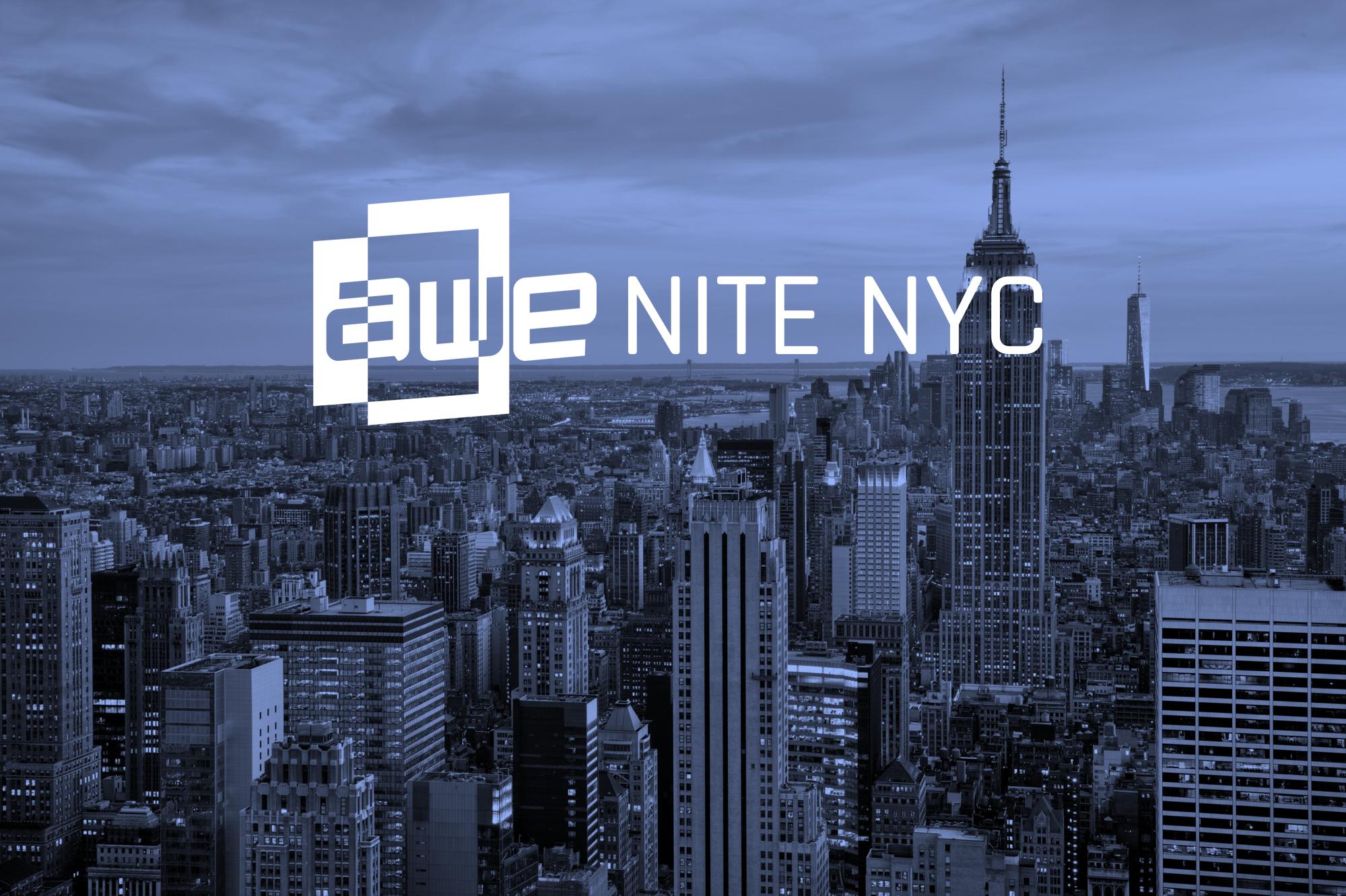 AWE Nite NYC