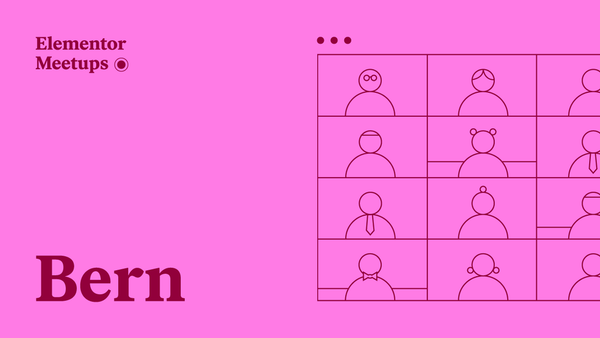 Elementor Meetup | Zeige dein Lieblingsplugin - event image