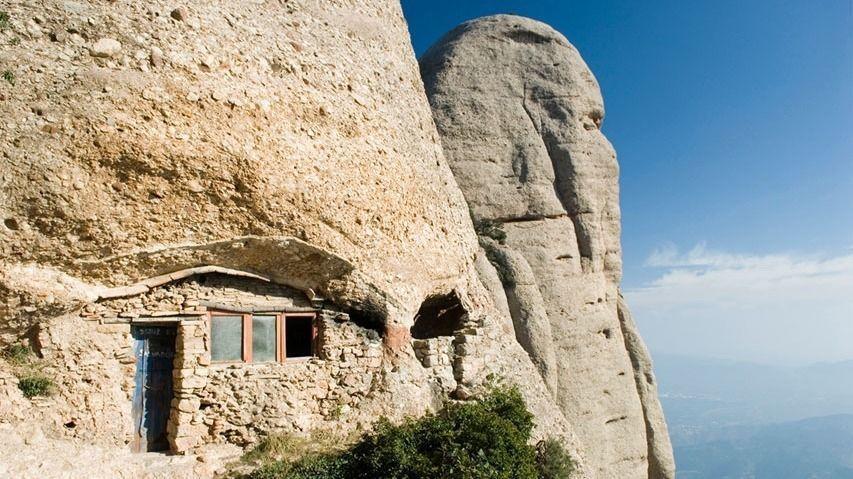 Ruta de les ermites per la vessant de Tebaida de Montserrat