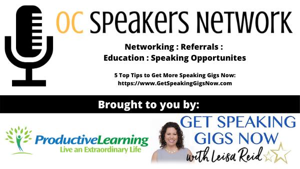 OC Speakers Network