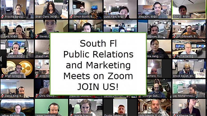 South Fl Public Relations and Marketing