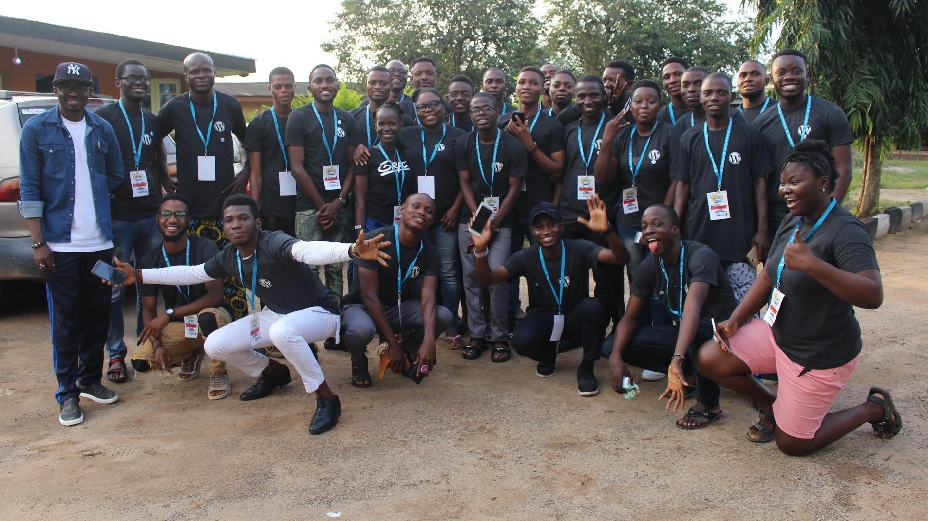 Ijebu WordPress Meetup