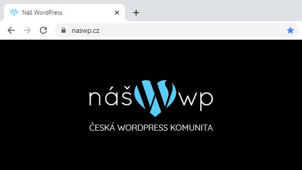 NášWP WordPress komunita