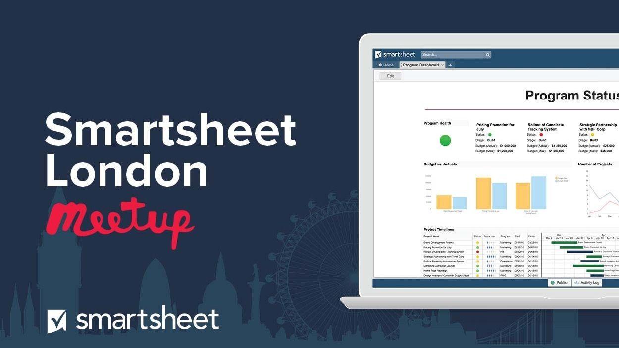 Smartsheet London
