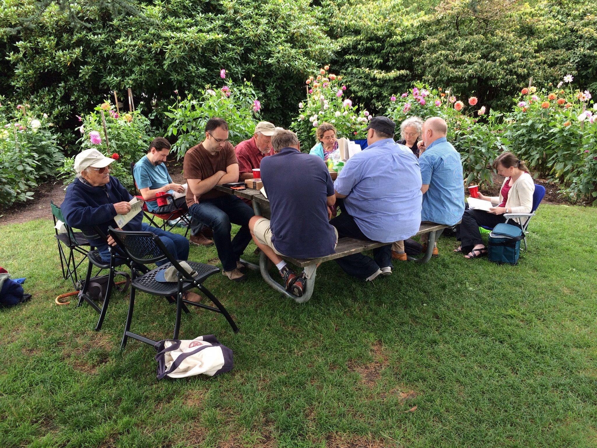 Seattle Shakespeare (Etc!) Readthrough Group