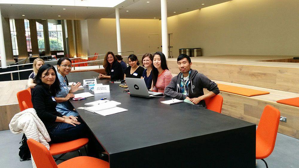 SF UX Book Club Discussion Meetup