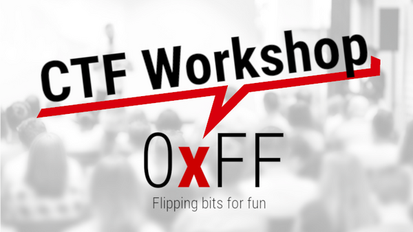 Workshop: Learn and practice ethical hacking using CTF | Meetup