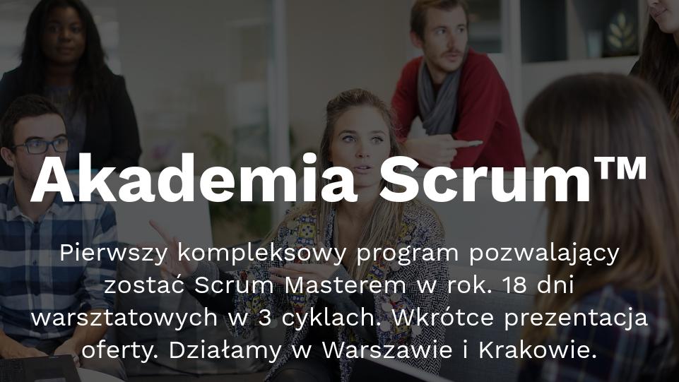 Akademia Scrum Kraków