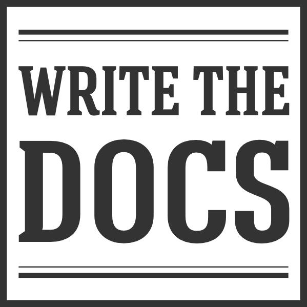Write The Docs Cambridge