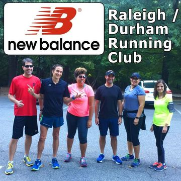 new balance running club