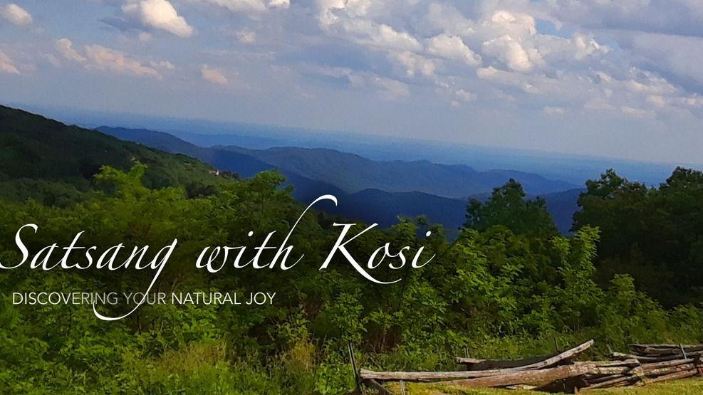 Satsang with Kosi - Staunton, Virginia