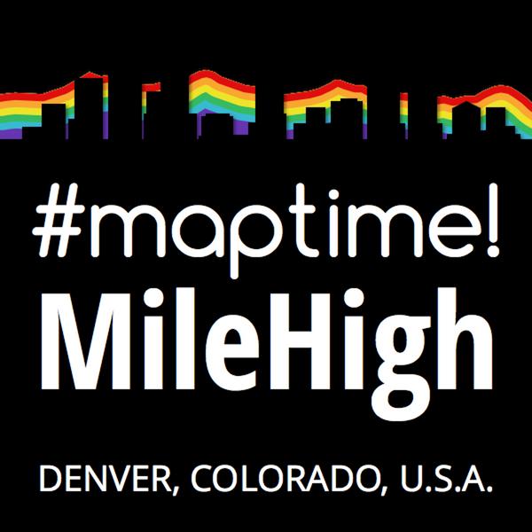 MaptimeMileHigh (Denver, CO) | Meetup