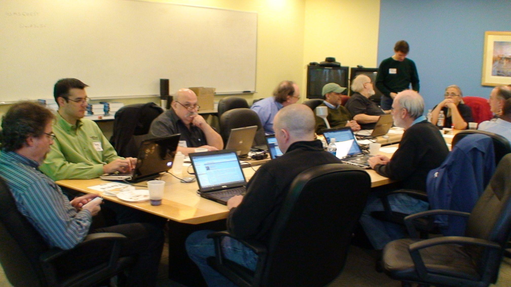Northeast Technology Community Leaders