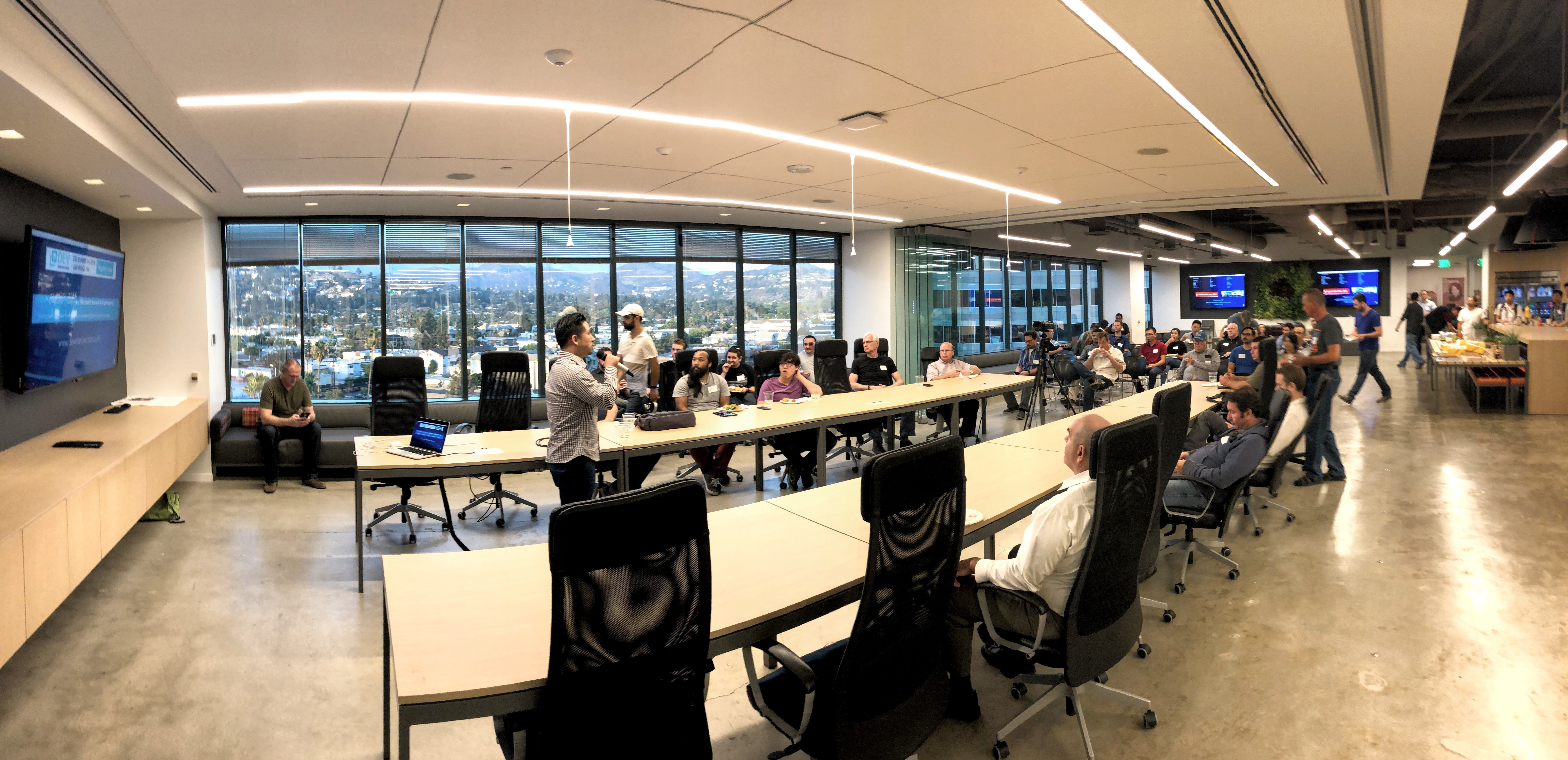Los Angeles .NET Developers Group
