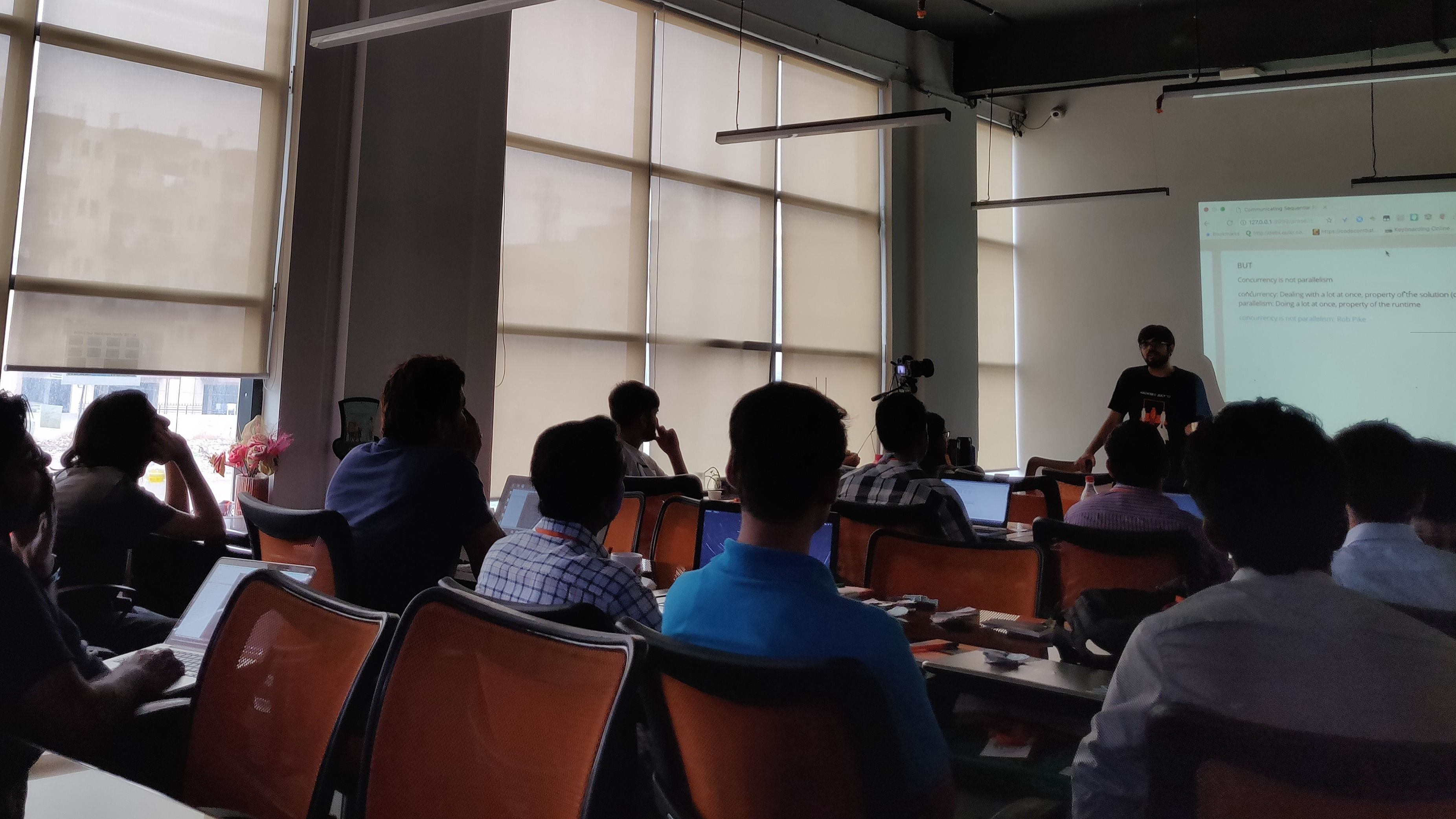 Gurgaon Go Meetup