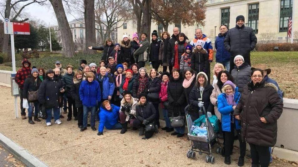 Catholic Adults of Brooklyn Community (CAB CO) 40's, 50's +