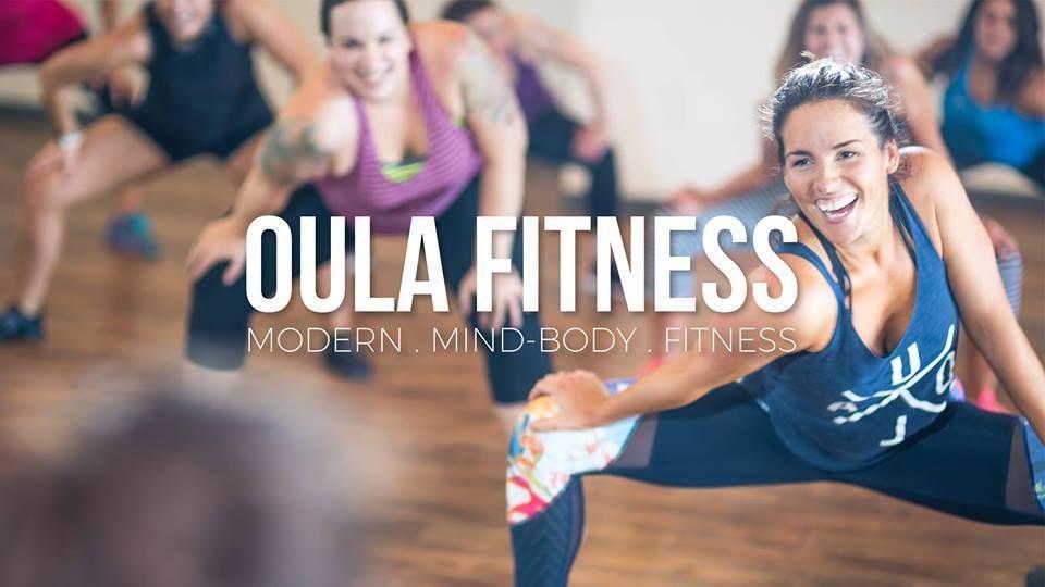 OULA Dance Fitness Class