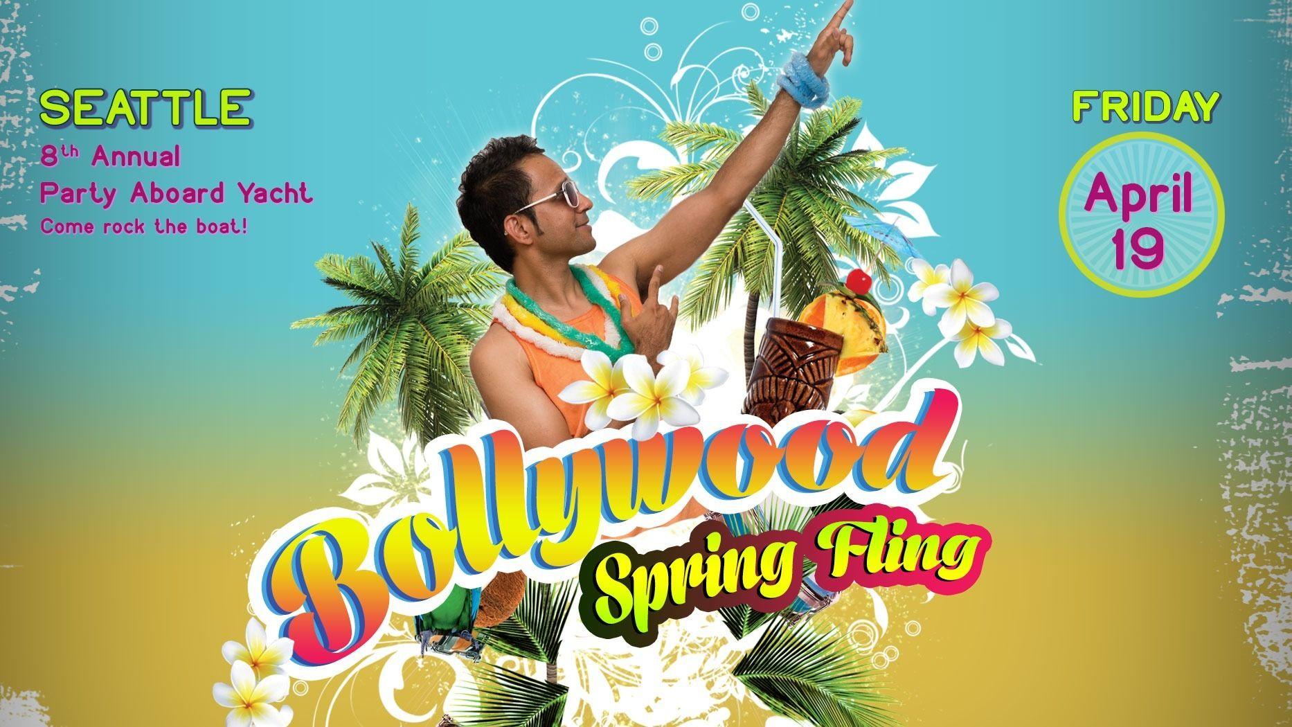 Jai Ho! Bollywood Dance Parties in Seattle