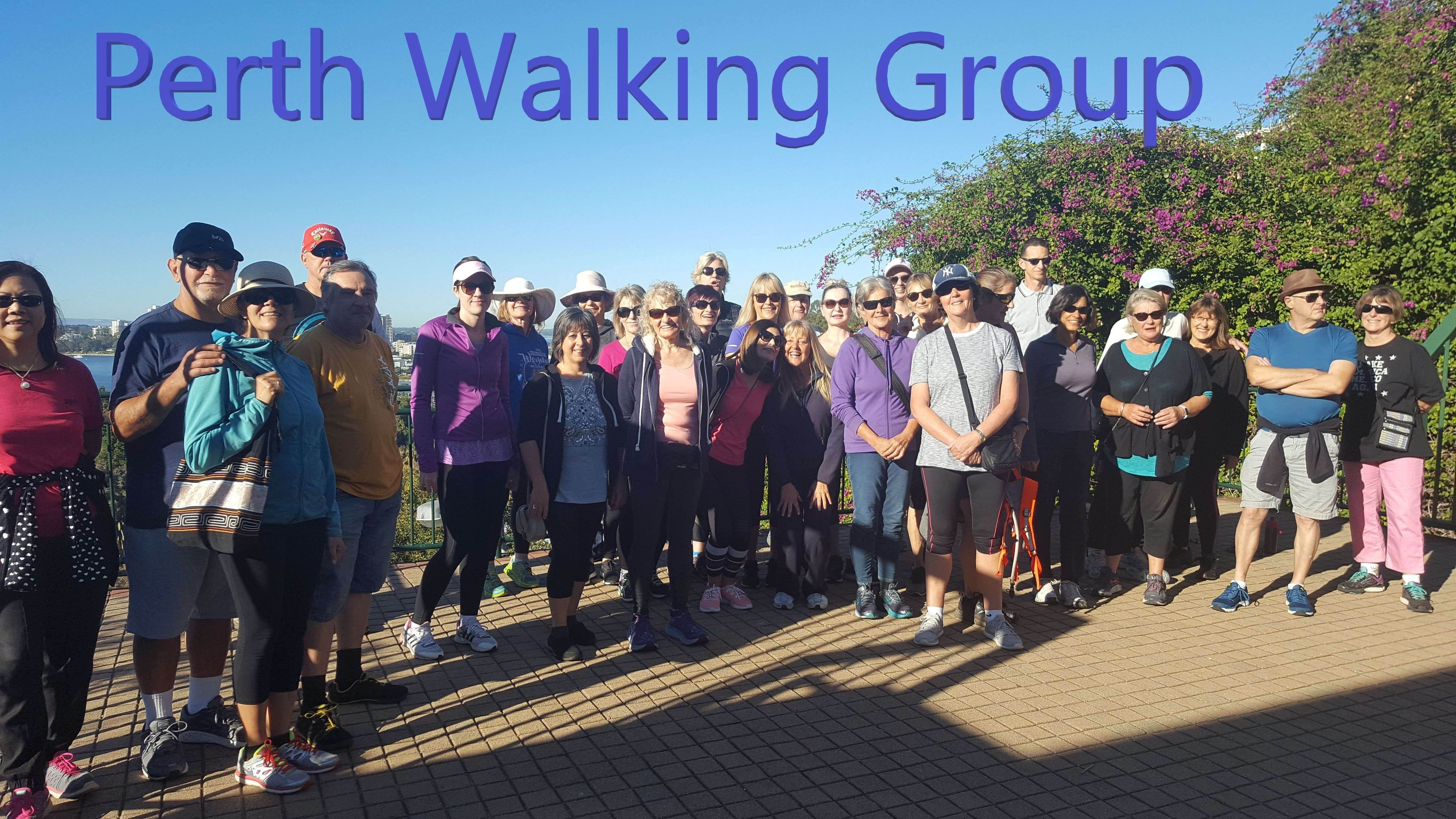 The Perth Walking Group