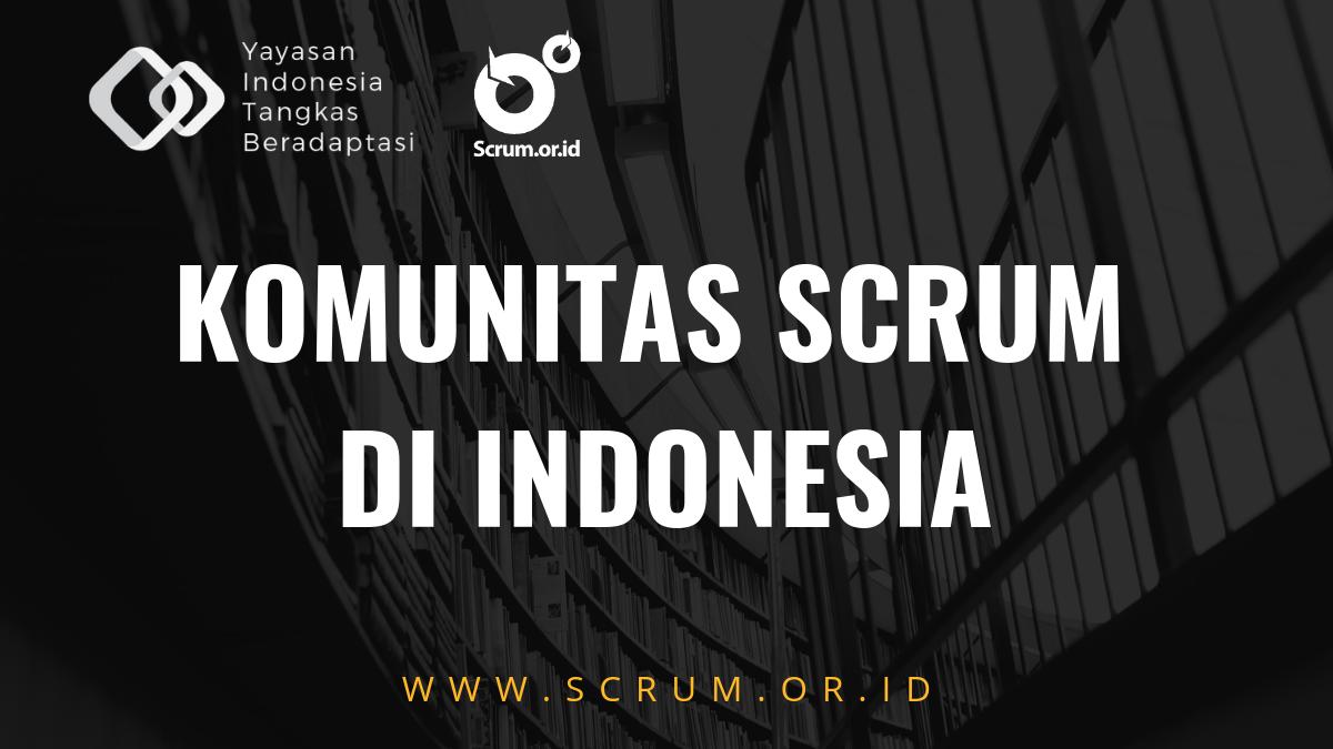 Scrum Chapter Bandung Meetup