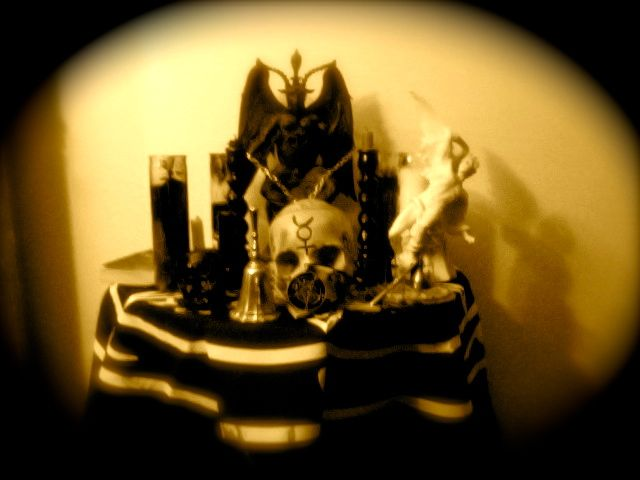 Photos - NYC Satanists, Luciferians, Dark Pagans, and LHP Occultists