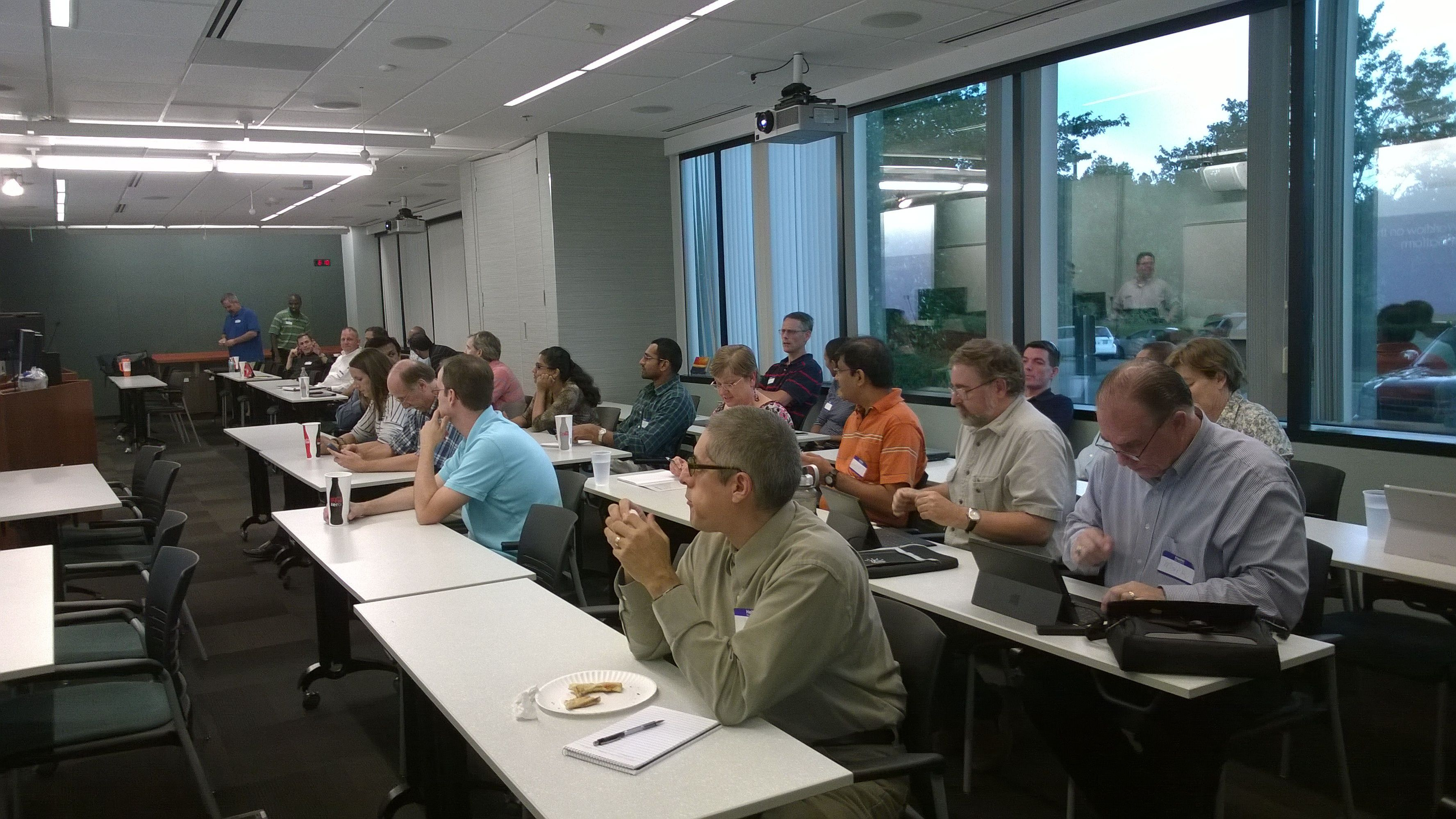 Triangle SharePoint User Group