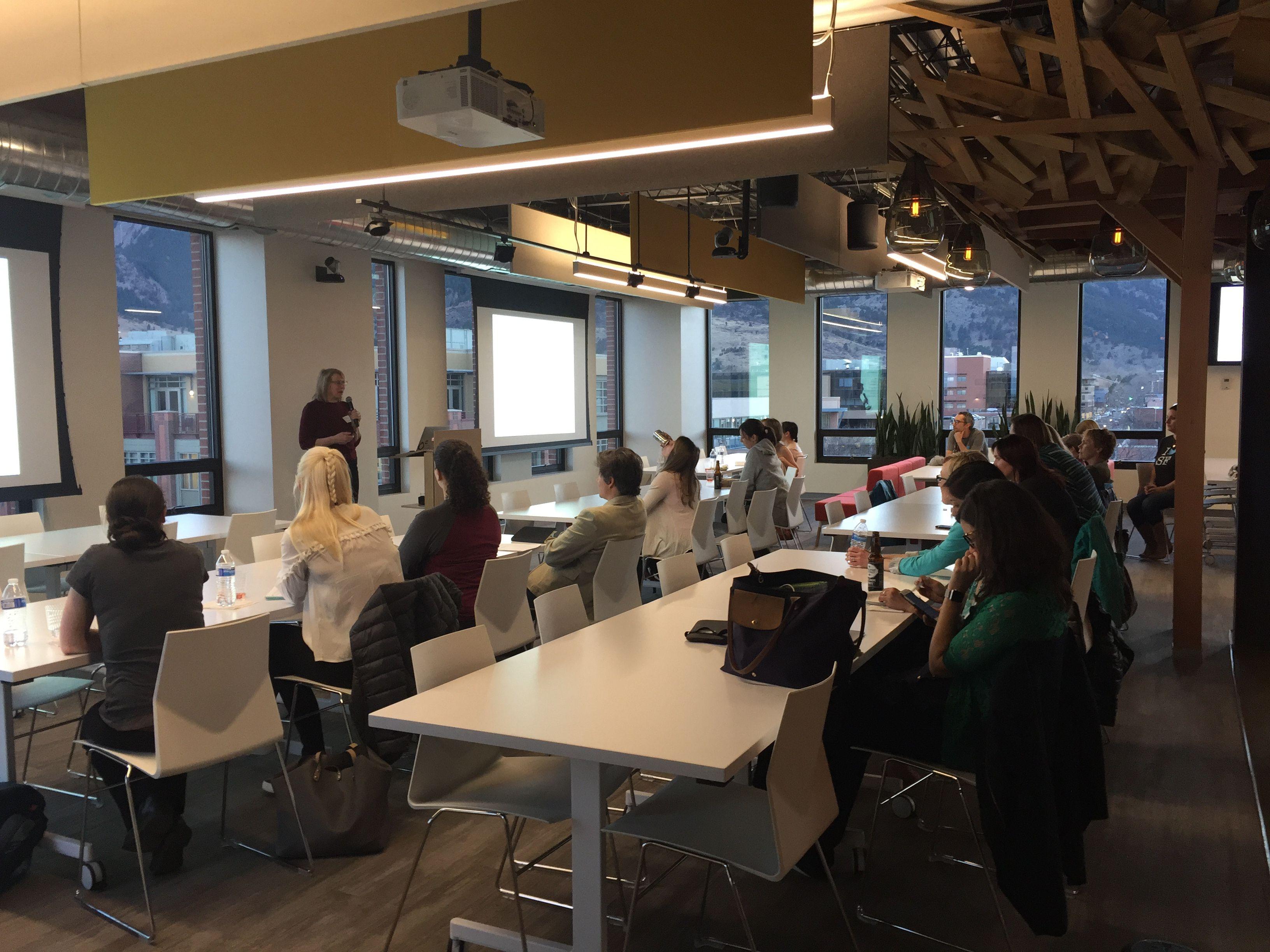 Boulder Women in Machine Learning & Data Science