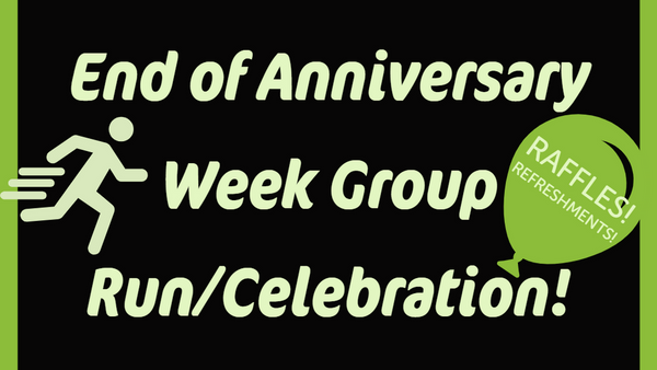 54784a587 Running Niche Anniversary Week Finale 5k Group Run/Walk | Meetup