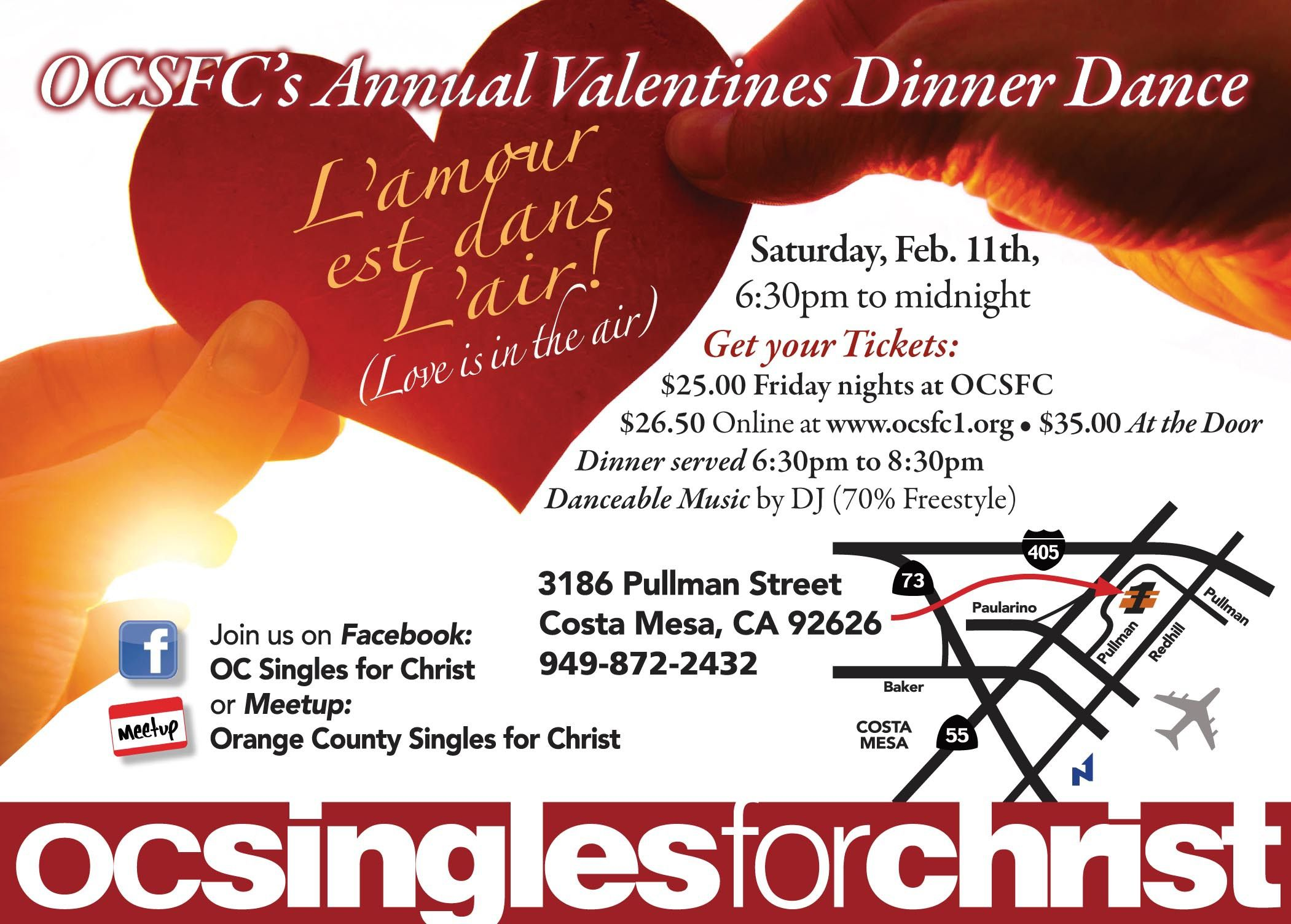 singles orange county ca
