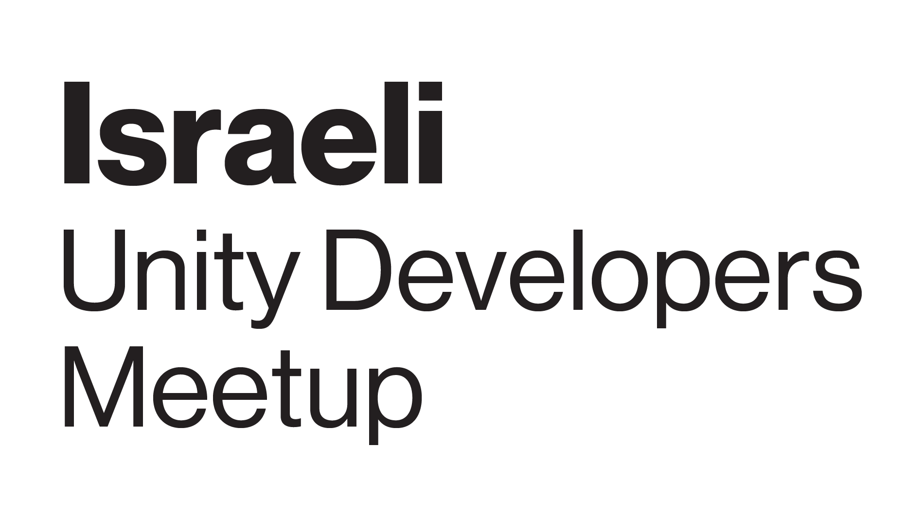 Israeli Unity3d developers