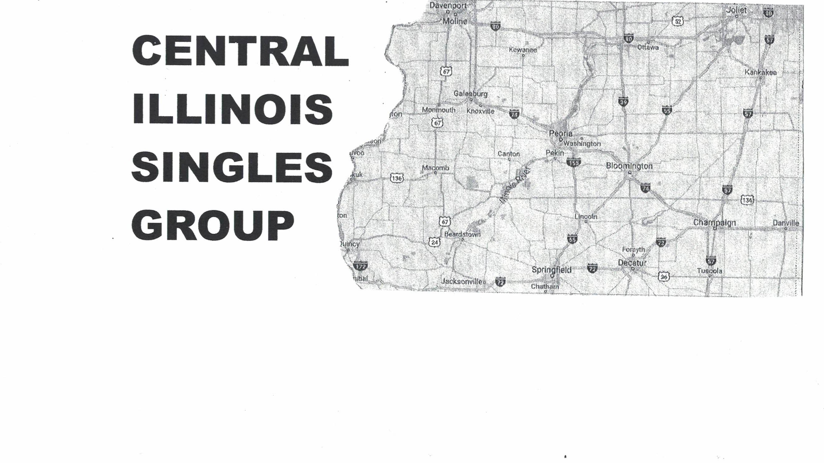 Central Illinois Singles Group