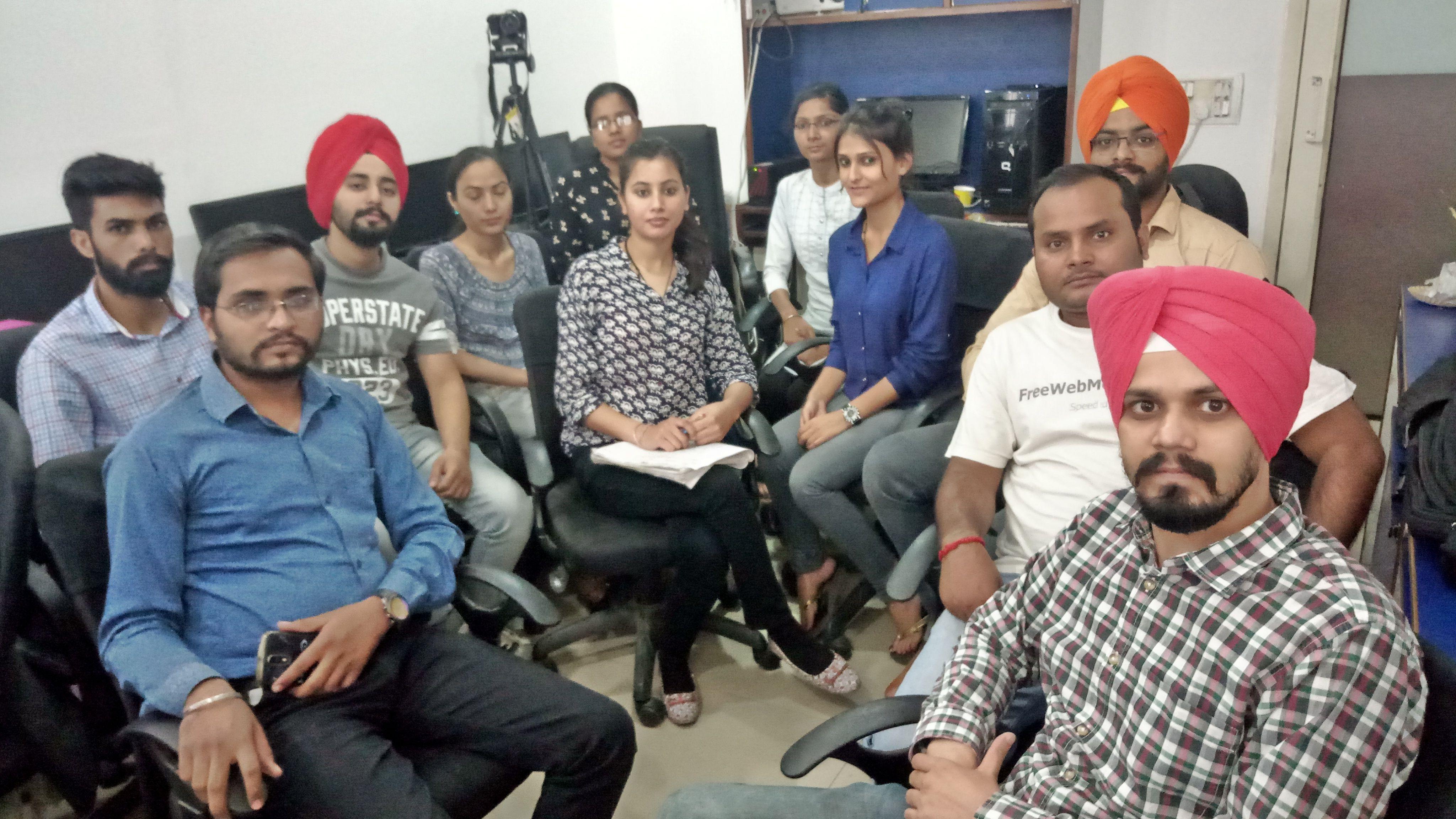 WordPress Chandigarh (Tri-City)
