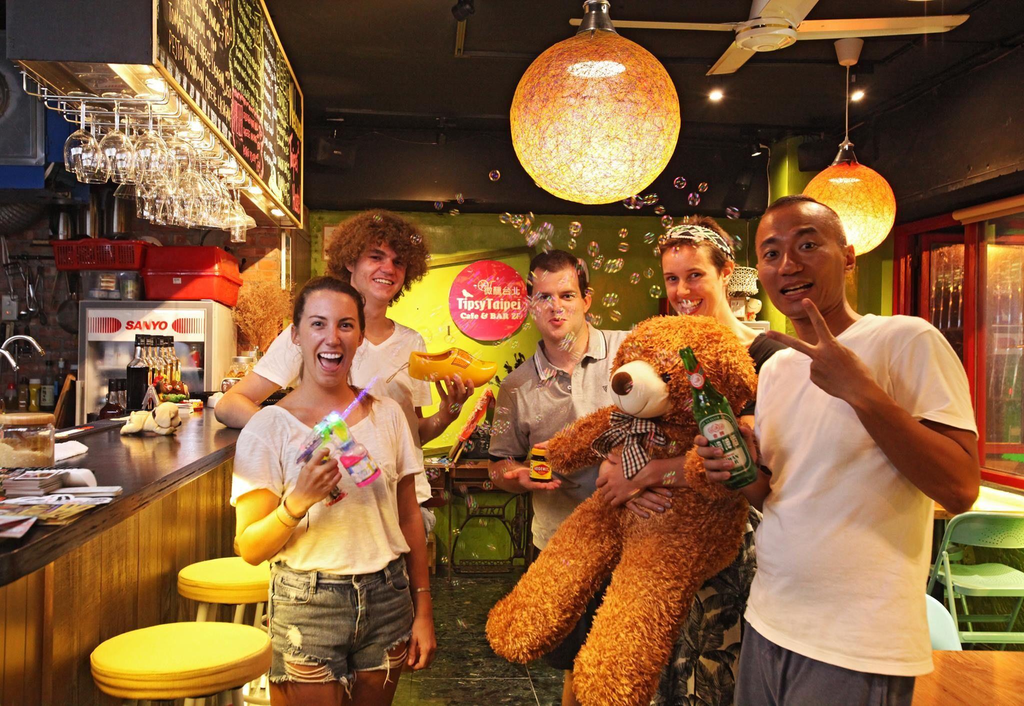 Culture & Travel Info Exchange @TipsyTaipei