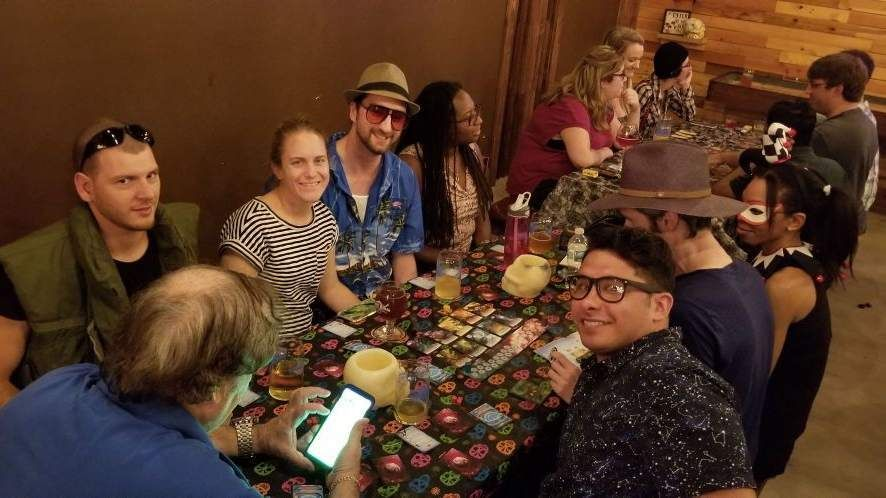 Board Games and Brew