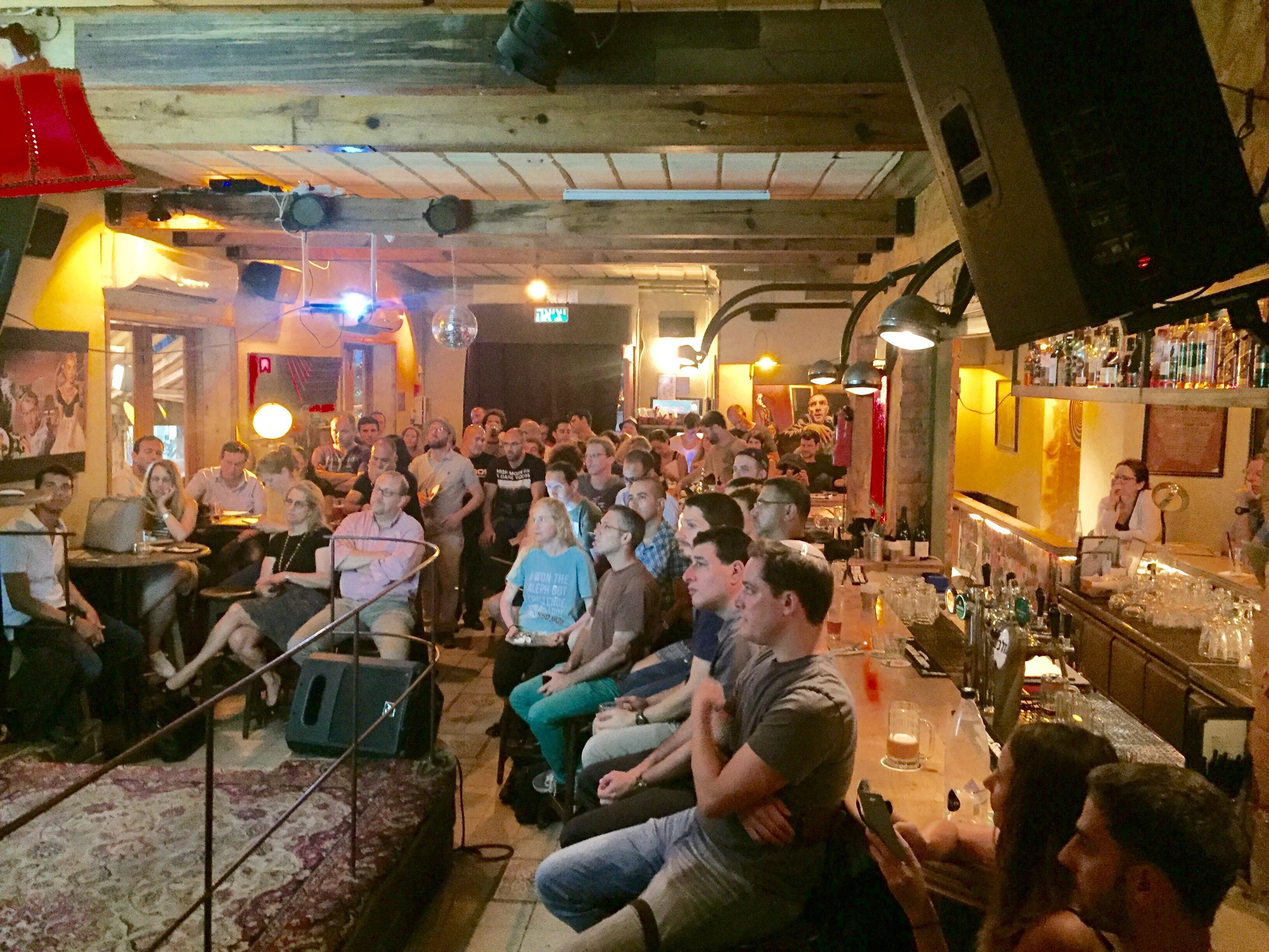 CMO Confessions - Tel Aviv