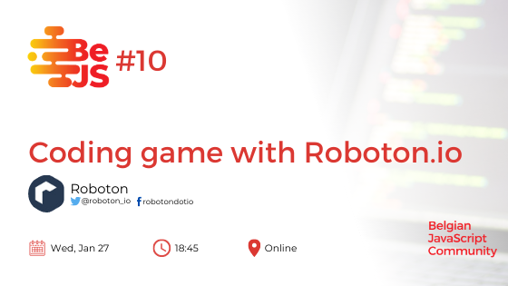 BeJS#10: Coding game with Roboton.io
