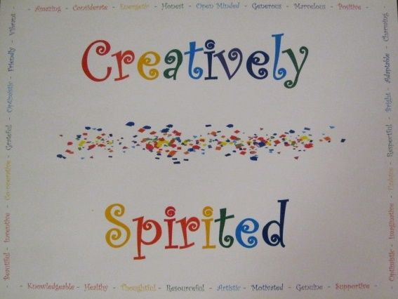 Creatively Spirited